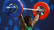 Daniel Koum allegedly demanded $5000 before his opening lift at the Oceania championships