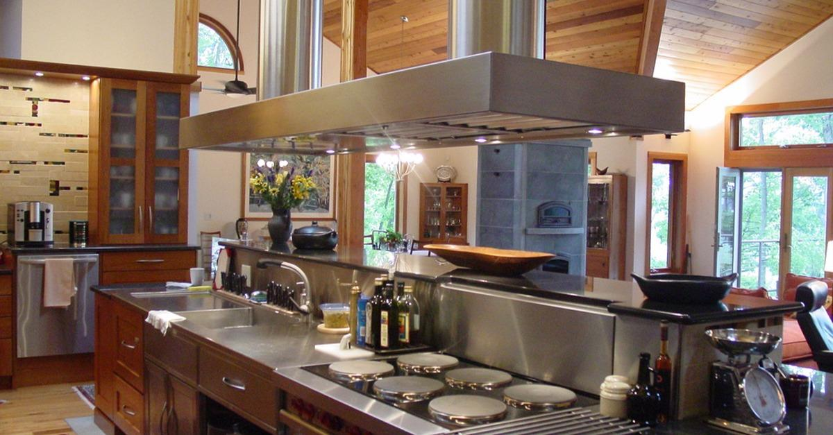 20 Professional Home Kitchens
