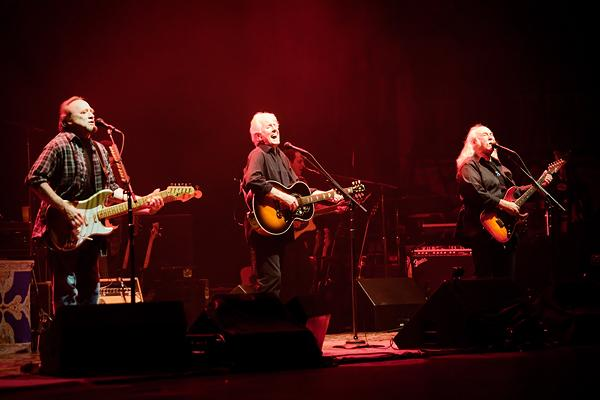 Crosby, Stills & Nash Stage Their Classic Debut in New York