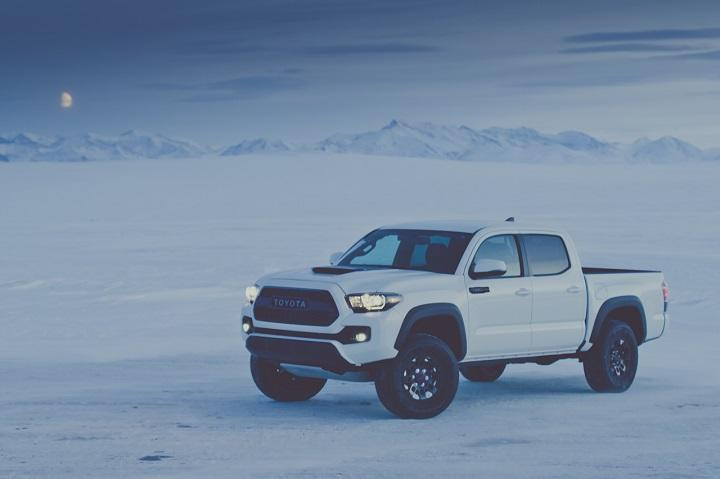 2017 Toyota Tacoma TRD Pro Preview