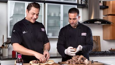 'Sandwich King' Jeff Mauro Will Pile Meat in Bucktown at Pork & Mindy's