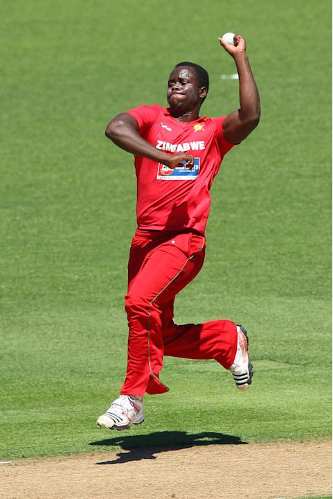 New Zealand v Zimbabwe - 3rd One Day International