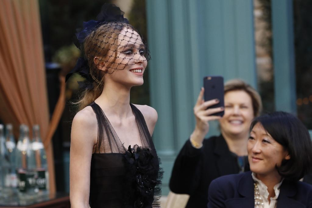 Son and daughters of stars are fashion's new royalty