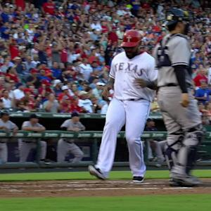 Rua's two-run single