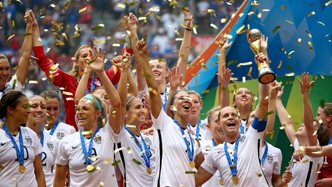 U.S. Women Win World Cup