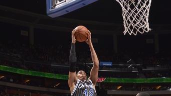 Harris' dunk gives Magic 103-102 win over Thunder