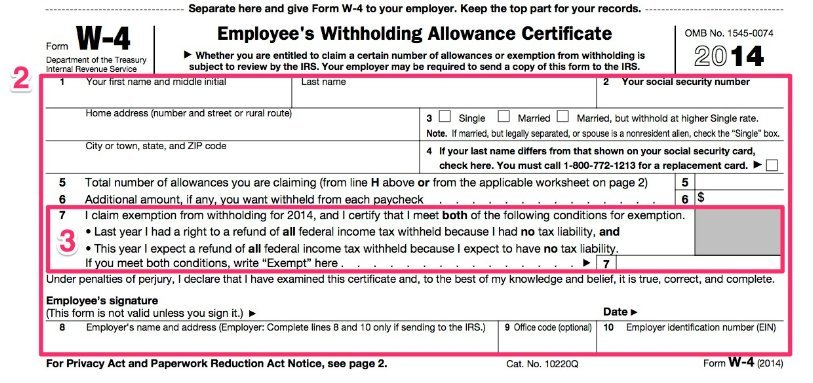How to fill out the most complicated tax form you ll see at a new job