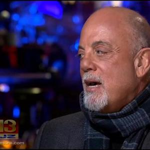 Billy Joel Back In Baltimore For Concert In July