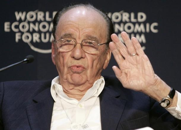 Rupert Murdoch, Chairman and Chief Executive Officer, News Corporation, USA and Co-Chair, Annual Meeting 2009