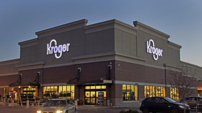 Kroger's profit beats Wall Street expectations