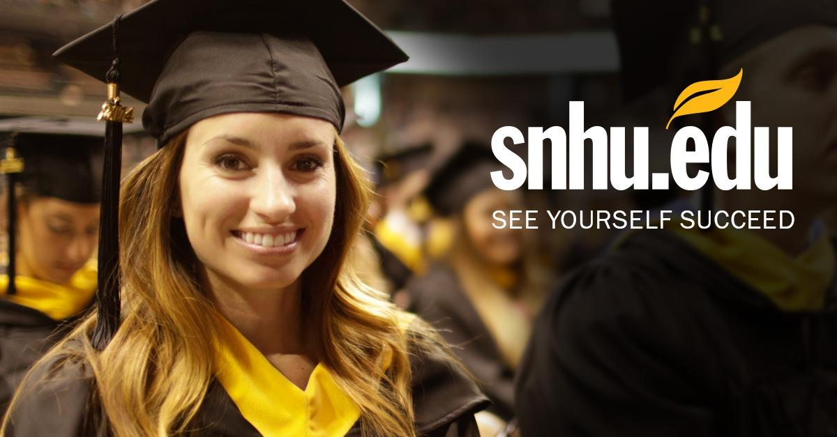 Find the degree you re looking for at SNHU.edu