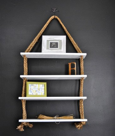 Rope Shelving