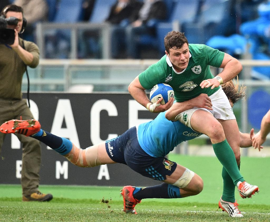 Ireland star Henshaw set to enter World Cup fray against Italy
