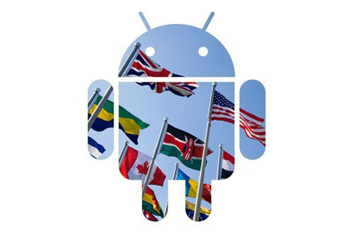 Over 50 per cent of smartphone sales in Europe, US and Australia are Android. Android, Phones, iOS, Symbian, RIM, Windows Phone 7 0