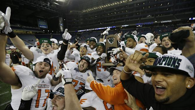 Bowling Green, Pitt to play in Pizza Bowl