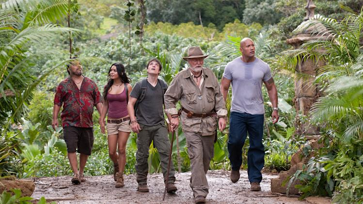 Journey 2 The Mysterious Island Stills