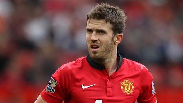 Michael Carrick could be out until Christmas with his Achilles injury