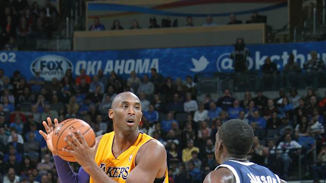 Thunder pound Lakers 122-97