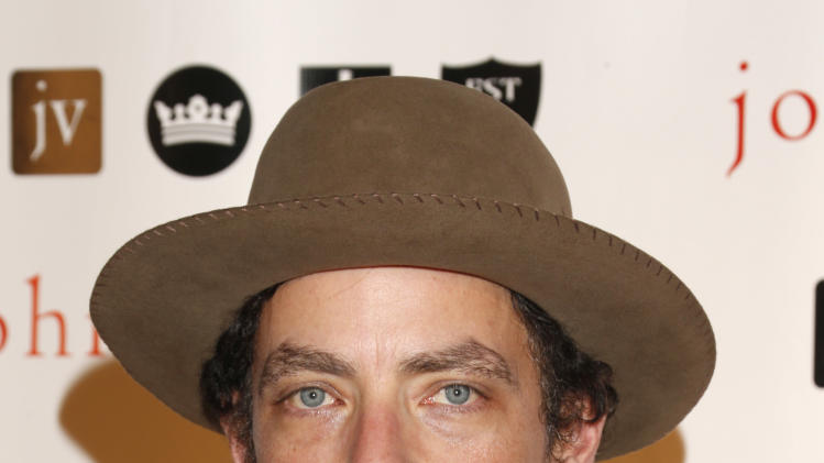 Jakob Dylan attends John Varvatos West Hollywood's 10 Year Anniversary on Wednesday Oct. 17, 2012, in Los Angeles.  (Photo by Todd Williamson/Invision/AP Images)