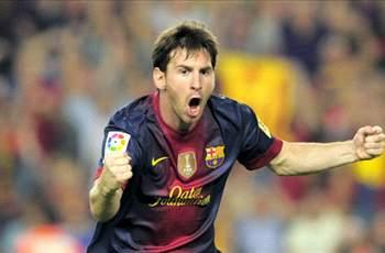 Messi: My son will be a Barcelona fan