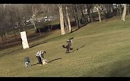 Screenshot from &quot;Golden Eagle Snatches Kid&quot;