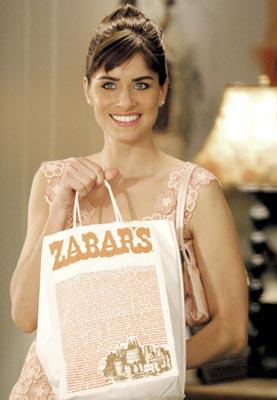Amanda Peet in Columbia's Something's Gotta Give