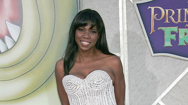 The Princess and the Frog LA Premiere 2009 Nicki Micheaux