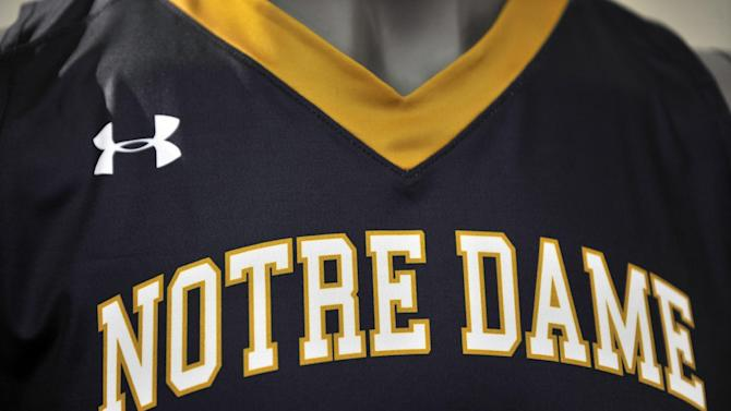 Notre Dame switching from Adidas to Under Armour