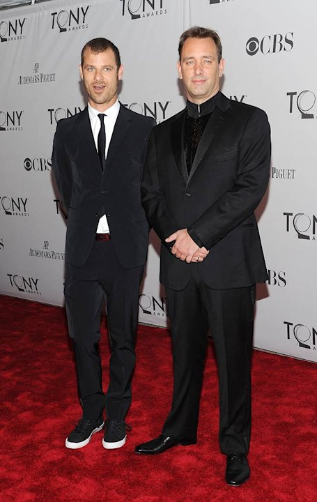 Stone Parker Tony Awards
