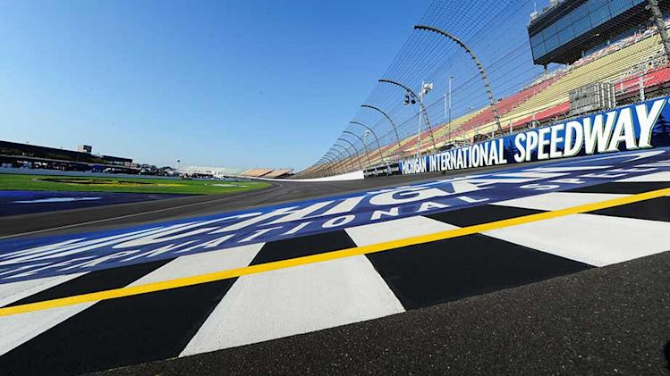 Michigan weekend NASCAR schedule