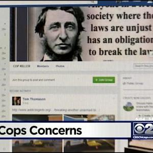 Police Say Threatening Social Media Posts Should Be Taken Down