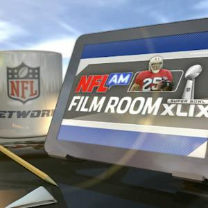 AM Film Room: Tom Brady's vision vs. Russell Wilson's legs