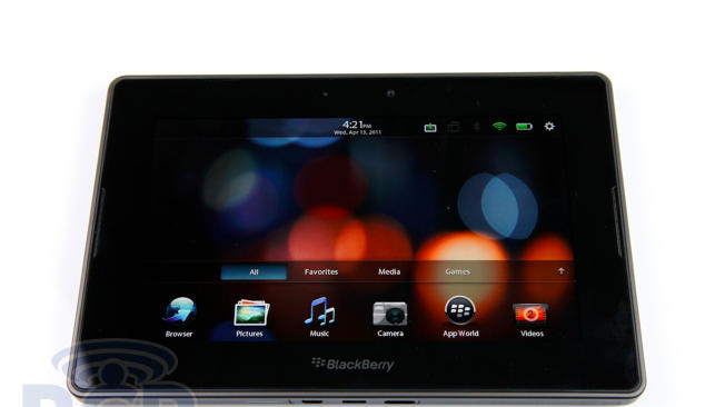 BlackBerry PlayBook OS 2.1 beta coming today or tomorrow