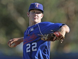 Kohl Stewart was the first prep player taken in the Major League Baseball draft -- Associated Press