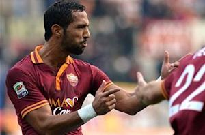 Mehdi Benatia: It's easy to develop at Roma