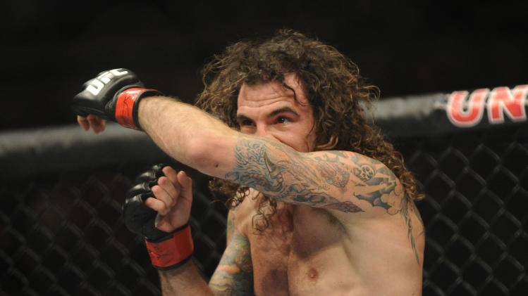 MMA: UFC on FOX 6-Guida vs Hioki
