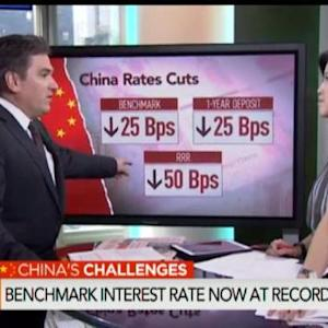 Zhou Channels Greenspan Put with Rate Cuts