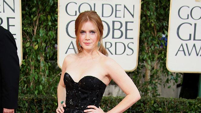 Amy Adams Strapless GG