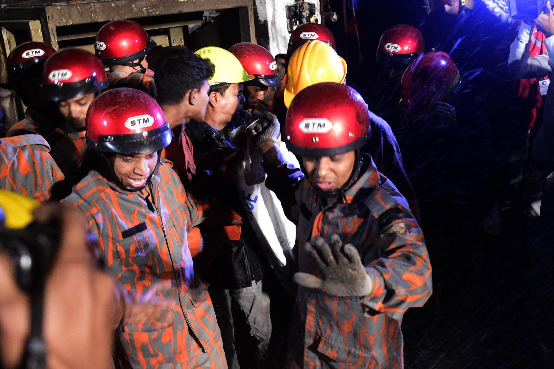 Probe ordered into deadly new Bangladesh factory fire