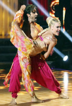 Gilles Marini and Peta Murgatroyd | Photo Credits: Adam Taylor/ABC
