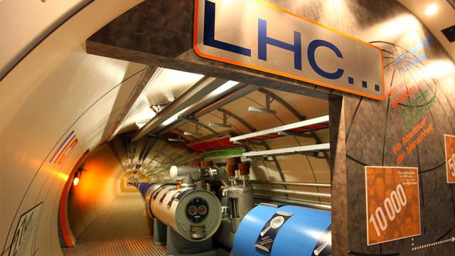 'God Particle' 'Discovered': European Researchers Claim Discovery of Higgs Boson-Like Particle