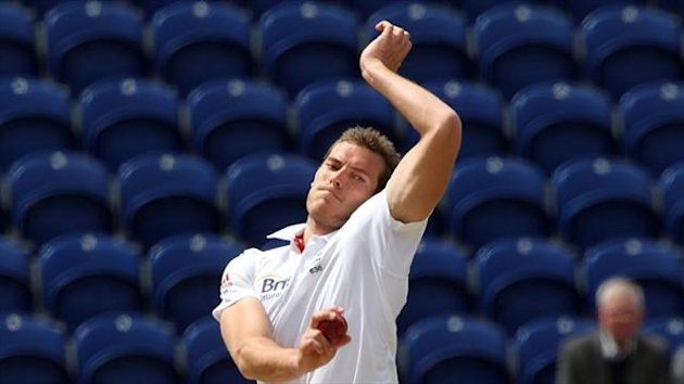 Chris Tremlett is keen to bowl against Australia