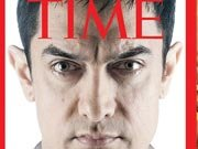 Aamir Khan makes it to the cover of Time magazine!