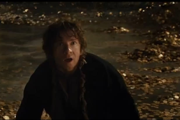 'The Hobbit: Desolation of Smaug' TV Spots: Earthquakes Are Just Like Dragons (Video)