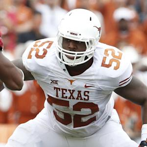 Darius James to transfer from Texas