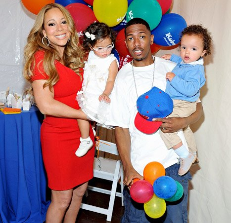 Nick Cannon on His Twins'&nbsp;&hellip;