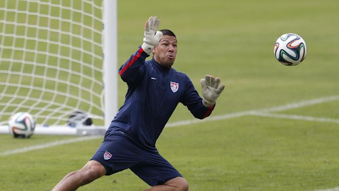 Rimando appreciates World Cup in spite of role