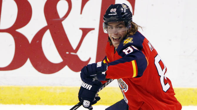 NHL: Winnipeg Jets at Florida Panthers