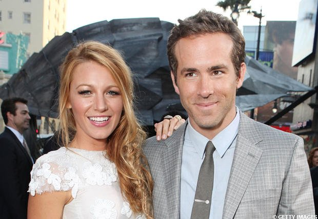 Blake Lively et Ryan Reynolds: mariage surprise