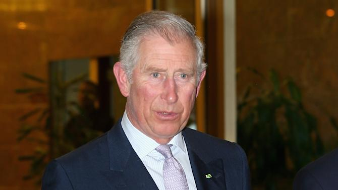 Prince Charles And The Duchess Of Cornwall Visit Middle East - Day 5
